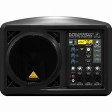 behringer b207 mp3 aktive pa lautsprecher monitor b ware bei gear4music