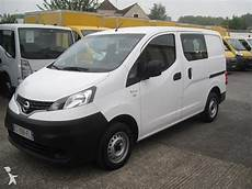 Fourgon Utilitaire Nissan Nv200 1 5 Dci 90cv Cabine