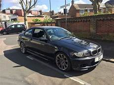 Bmw 320d Coupe E46 Black M Sport In Tower Hamlets