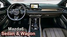 Mazda 6 Innenraum - 2019 mazda 6 sedan and wagon interior