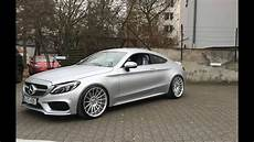 mercedes coupe dia show tuning widebody mercedes c205 coupe exesor iii