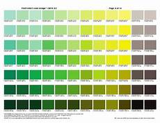 pantone color bridge plus and cmyk sheets for graphic designers pantone color bridge