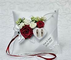 wedding ring cushion personalized wedding ring cushion pillow with rings holder box 30 color