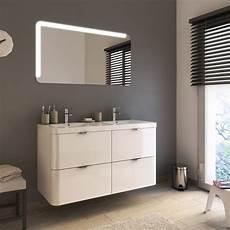 element salle de bain meuble de salle de bains gris pale avec une cloison