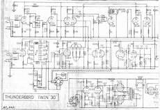 220240 wiring diagram dannychesnut selmer thunderbird 30 lifier schematic