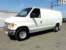 best auto repair manual 2000 ford econoline e250 electronic toll collection purchase used 2000 ford e 150 econoline base standard cargo van 2 door 4 6l no reserve in