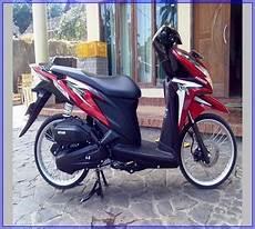 Skotlet Motor Vario 150 by 27 Gambar Modifikasi Motor Vario 150 125 110 Cc Fi Cw