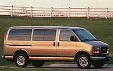 how cars run 1998 gmc savana 2500 electronic valve timing used 1998 gmc savana cargo pricing for sale edmunds