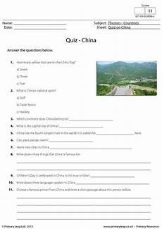 china worksheets for elementary 19428 primaryleap co uk quiz on china worksheet