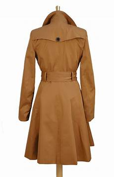 trench femme cherbourg camel