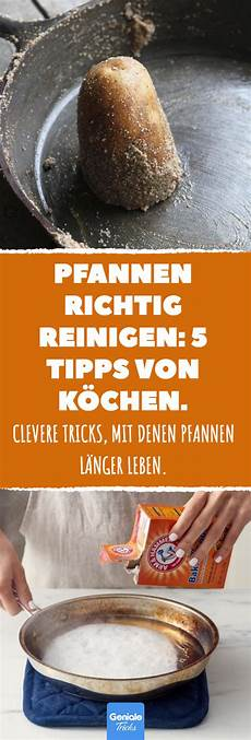 Pfannen Richtig Reinigen 5 Tipps K 246 Chen Pfanne