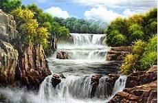 19 Karya Lukisan Pemandangan