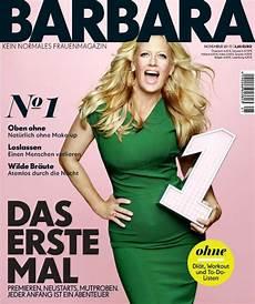 barbara schöneberger zeitschrift barbara sch 246 neberger magazin quot barbara quot macht spa 223