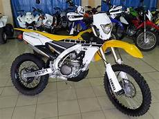 Sold 2016 Yamaha Wr450f 60th Anniversary Edition From