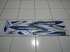 Striping Fiz R Variasi by Jual Striping Variasi Yamaha Fiz R Silver Ss110 Di Lapak