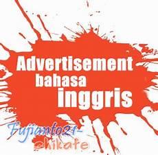 5 Contoh Advertisement Iklan Text Dan Gambar Bahasa