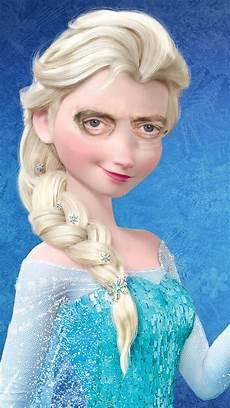 Elsa Buscemi From Disney Princesses With Buscemi E