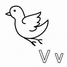 Malvorlagen Weihnachten Quartett Kostenlose Malvorlage Buchstaben Lernen Ausmalbild V Zum