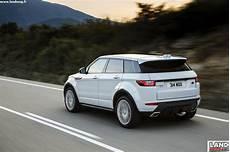 range rover evoque 2018 les prix les versions