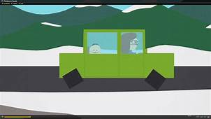 The Wheels On Canadian Cars In South Park Made Me Laugh