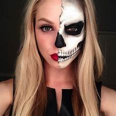 Make Up Halbes Gesicht - die besten 25 pirat schminken ideen auf