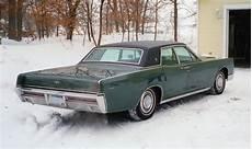 Lincoln Continental 4 - 1967 lincoln continental 4 door sedan 75228