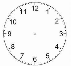 Ausmalbilder Uhr Mit Zeiger Die Do It Yourself American Uhr What Tomorrow Brings