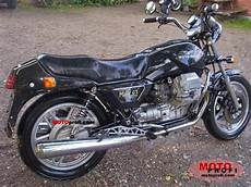 Moto Guzzi Mille Gt 1988 Specs And Photos