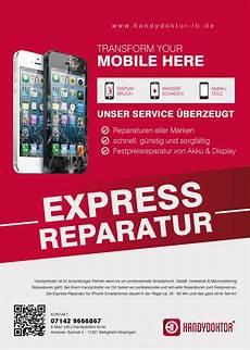 Professionelle Smartphone Handy Und Notebook Express
