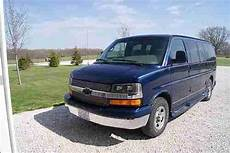 manual cars for sale 2004 chevrolet express 1500 lane departure warning sell used 2004 chevrolet express 1500 ls standard passenger van 5 door 5 3l in timewell