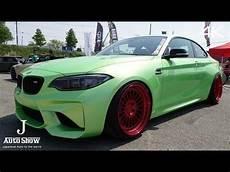 4k bmw m2 modified af imp スーパーカーニバル2016 youtube