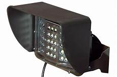 60 watt magnetic mounted led wall pack light with glare