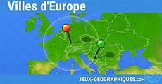 jeux de géographie jeux geographiques jeux gratuits jeu villes d europe