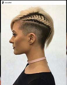 Side Cut Hairstyles For