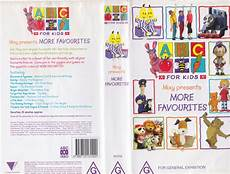 abc for kids mixy presents more favorites video vhs pal ebay