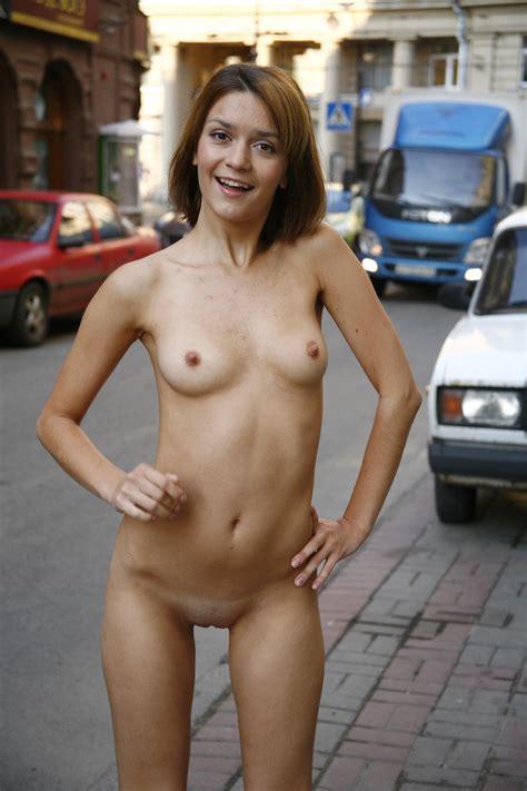 Short Nude Women