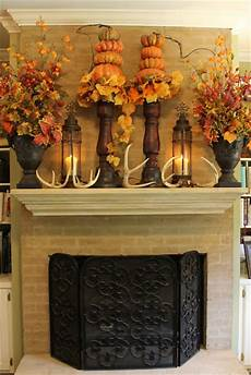 Do It Yourself Ideas For Decorations by Diy Fall Mantel Decor Ideas To Inspire Landeelu