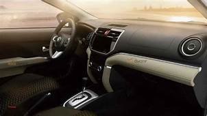2018 Toyota Rush Interior Leaks Online Ahead Of Launch In