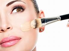 Make Up Richtig Auftragen - wie kann sich das gesicht richtig konturieren