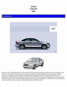 car owners manuals free downloads 2011 volvo s40 regenerative braking download 2006 volvo s40 owner s manual pdf 127 pages