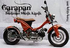 Honda Kirana Modif by Modif Honda Kirana Seniman Musik Klasik Modifikasi Honda