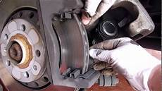 how to replace rear epb brake pads on 2006 audi a8l