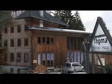 Holzhaus Pionier Erwin Thoma Im Bezirksbl 228 Tter