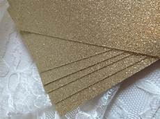 glitter cardstock 5x7 for diy wedding or quince invitations