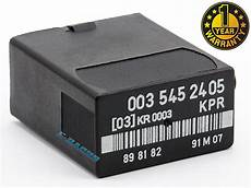 mercedes c124 s124 w124 w201 w126 r107 fuel pump relay 0035452405 ebay
