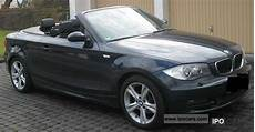 2008 bmw 118i convertible car photo and specs