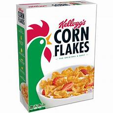 kellogg s corn flakes breakfast cereal original 24 oz