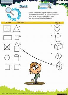 looking glass math worksheet for grade 3 free printable worksheets