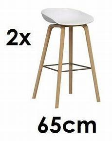 tabouret de bar hauteur assise 85 cm chaise bar assise 65 cm design en image