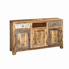 credenza colorata credenza colorata legno riciclato vendita prezzo outlet on